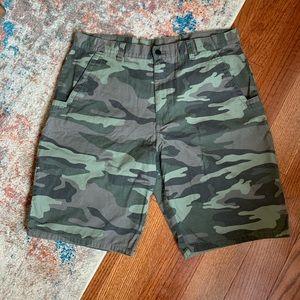 Dickies Camo Shorts 36